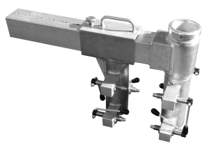 Davit Clamp Base