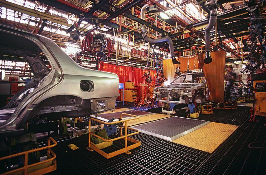 Automotive load arrest