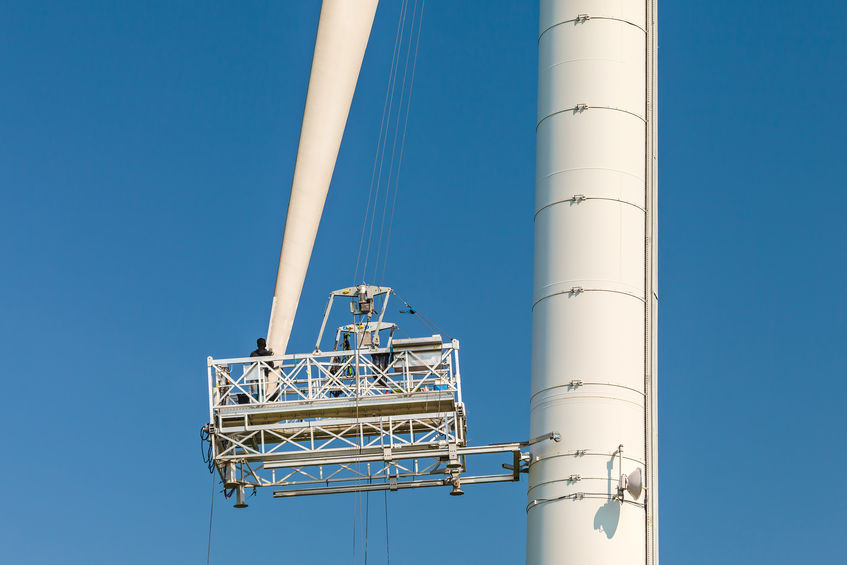 Wind Turbine Access