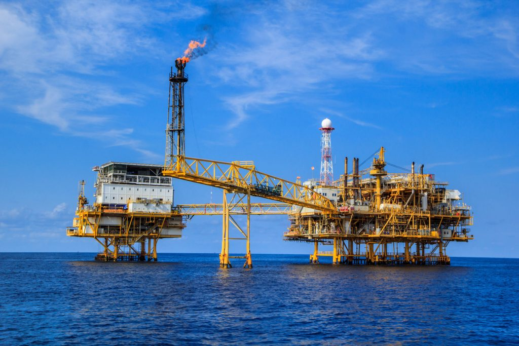Marine Safety - Offshore Oil and Gas