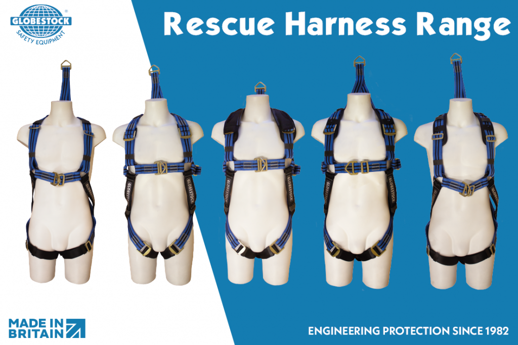 Harness range