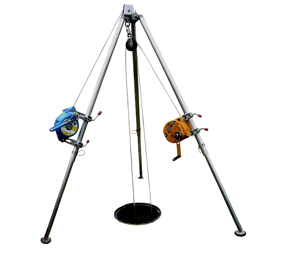Tripod for Confined Space Access